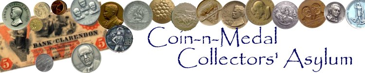 Coin-n-Medal Collectors' Asylum